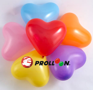5 inch Heart Balloon